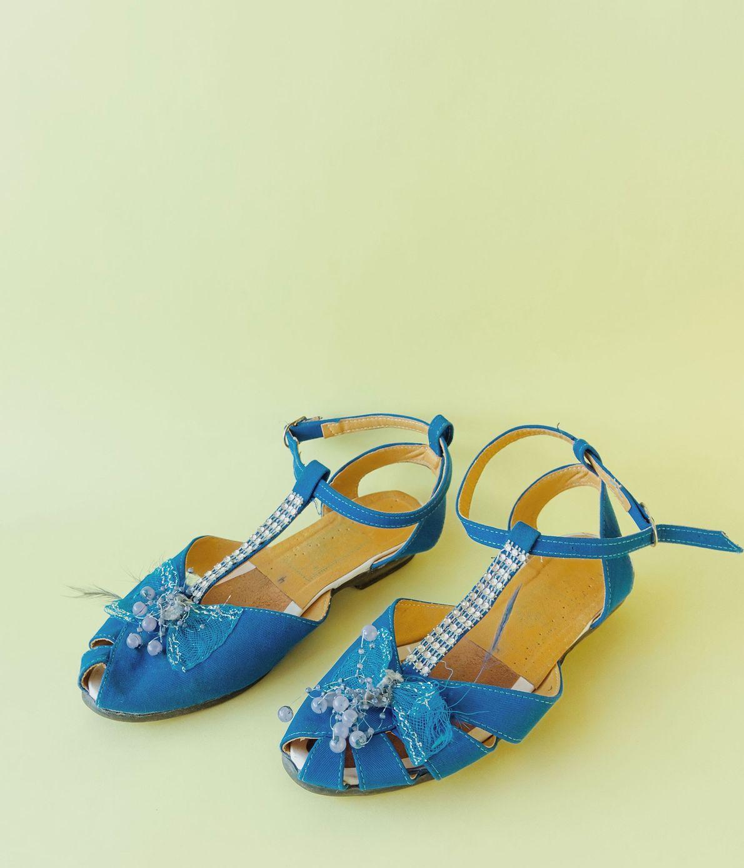 Zapatos de cholita