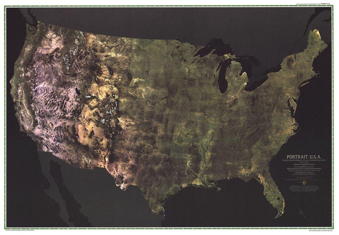 Retrato de Estados Unidos, 1976