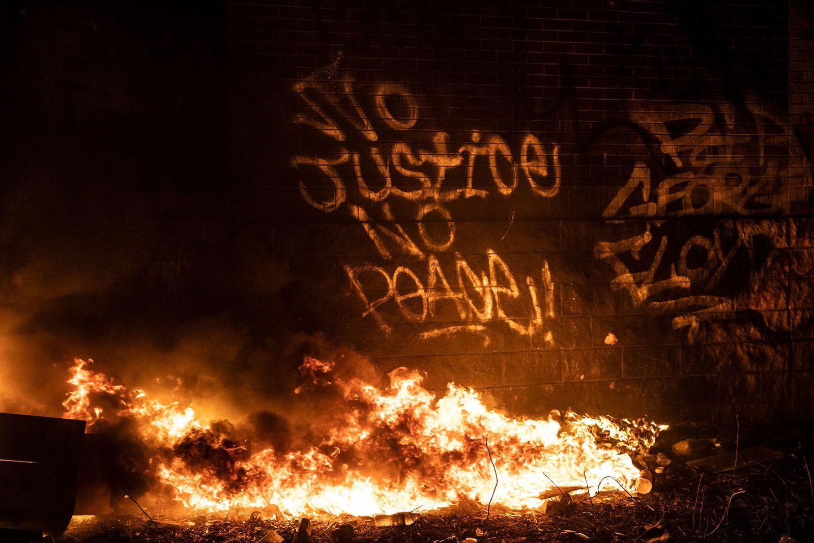 Graffiti de apoyo