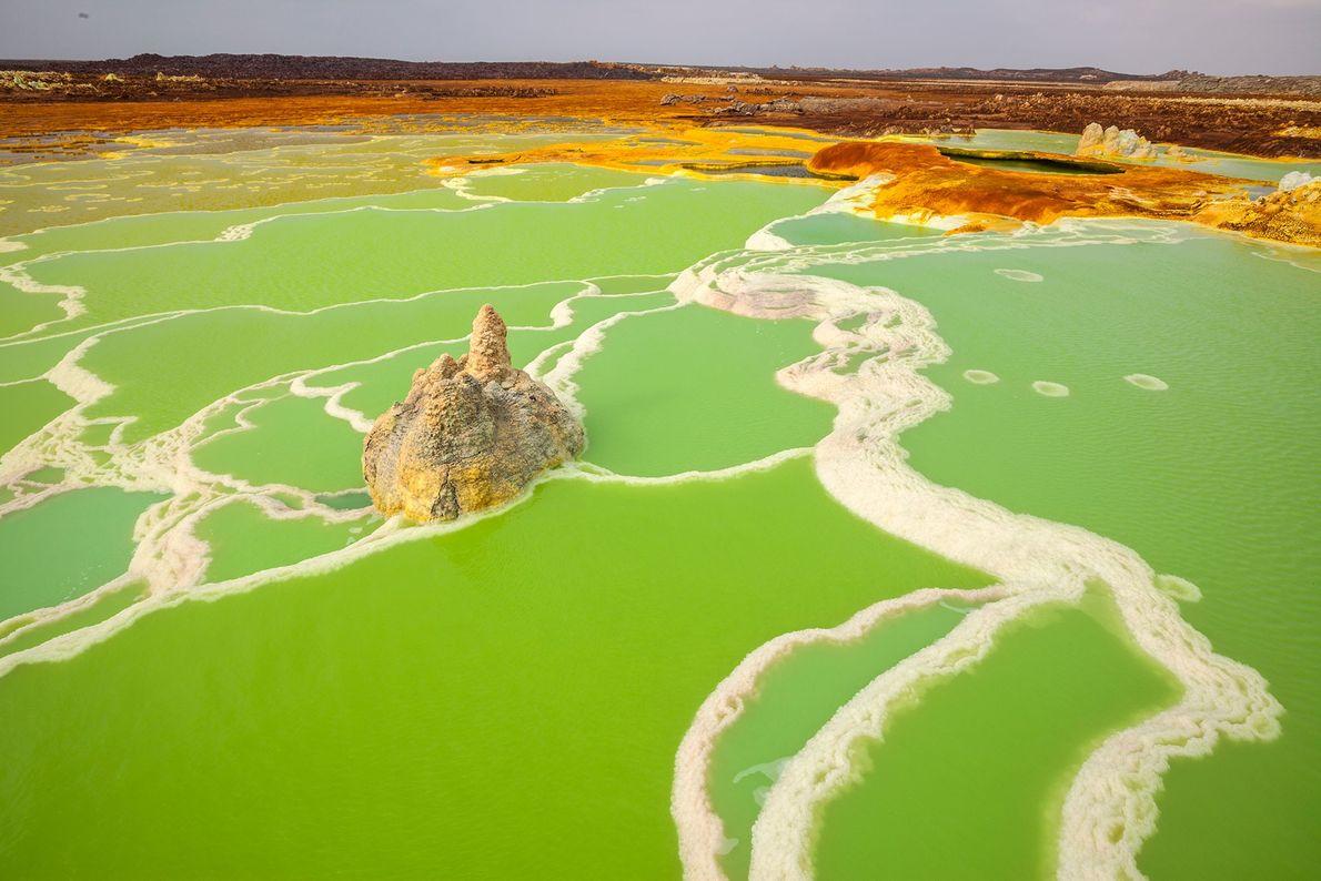 Dallol, Etiopía