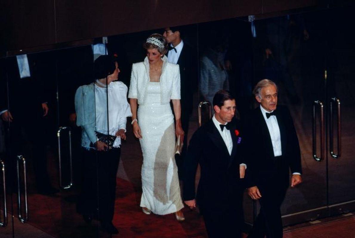 Príncipe Carlos y Lady Diana