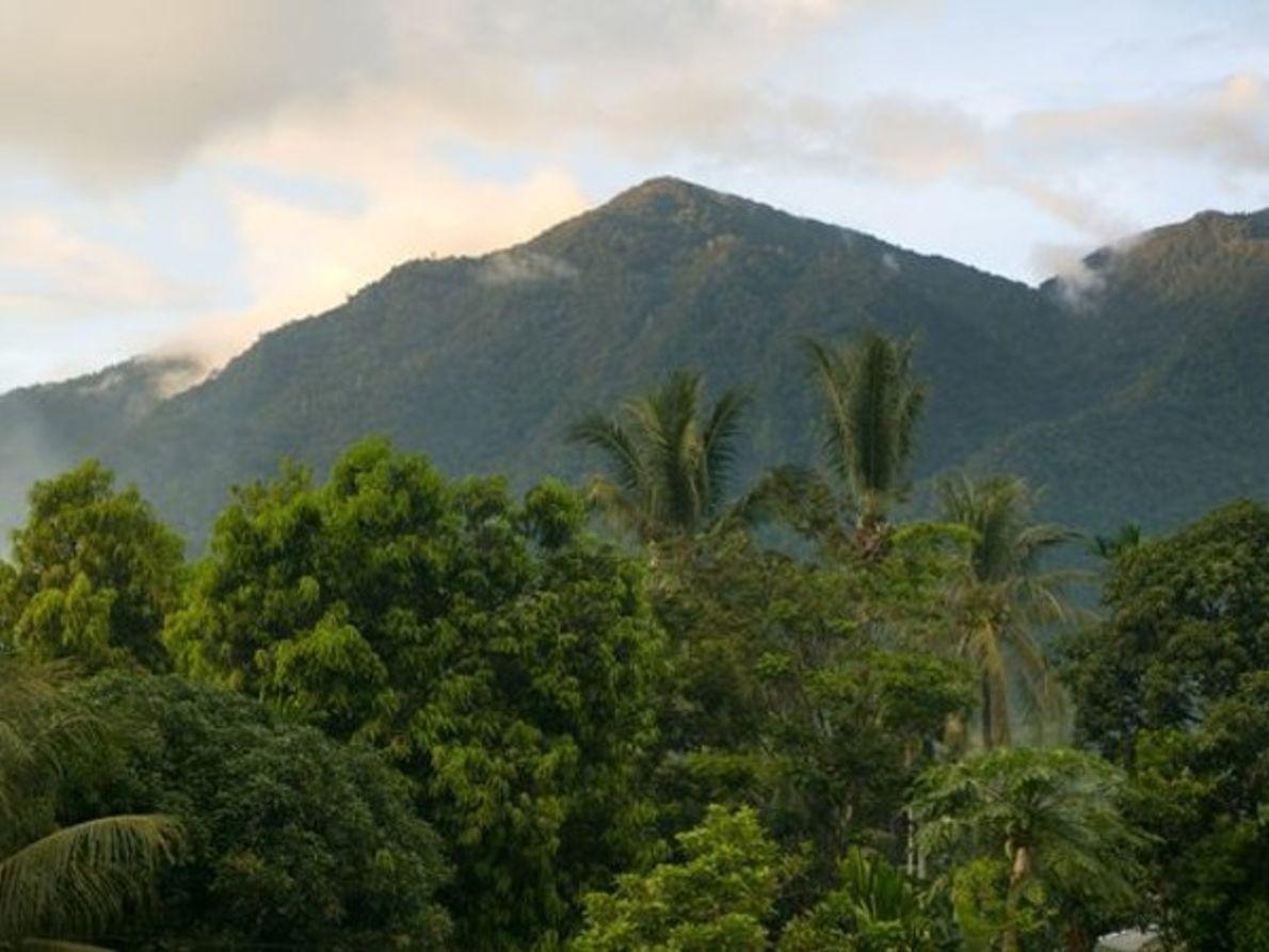 Las montañas Cíclopes