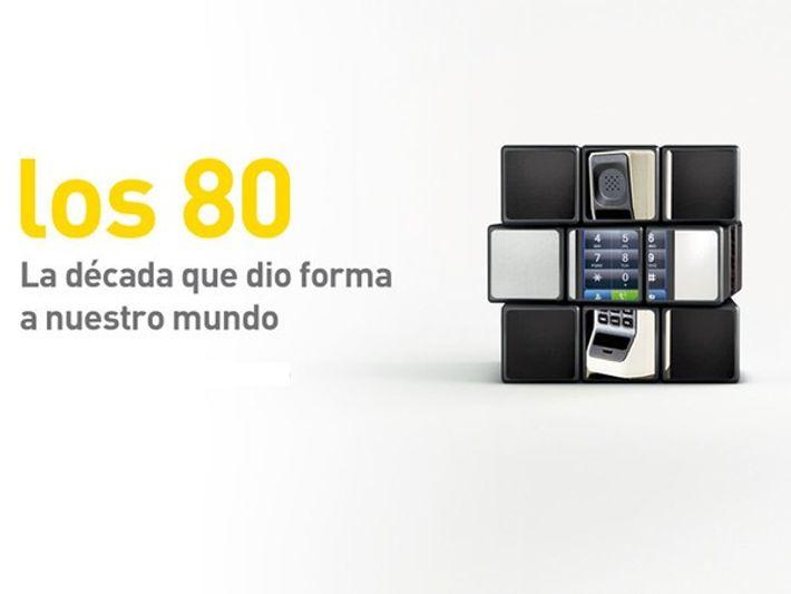 HOMENAJE A LOS AÑOS 80