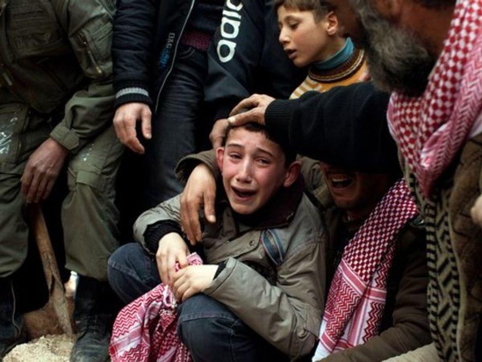 La generación perdida de Siria