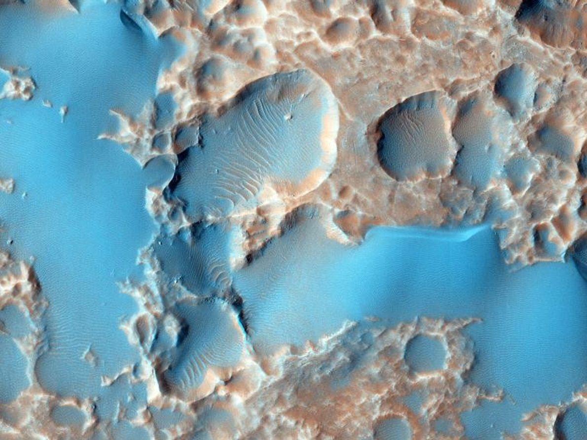 Cráteres de impacto