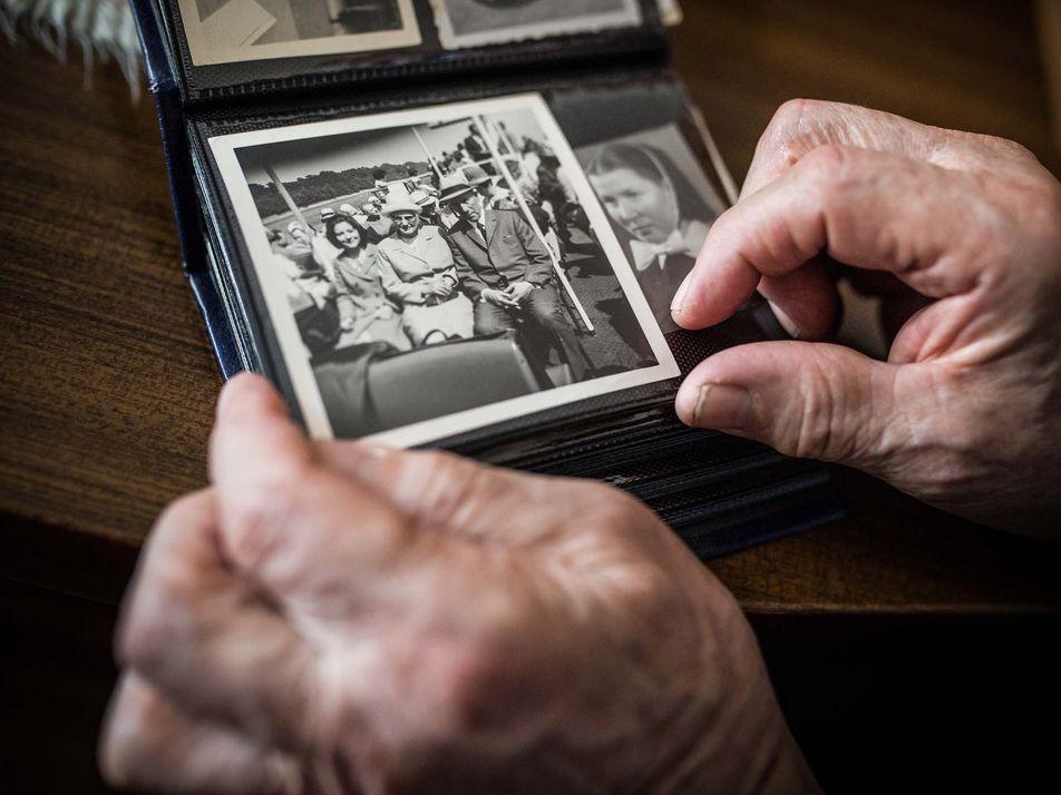 Los «niños lobo» olvidados de la Segunda Guerra Mundial