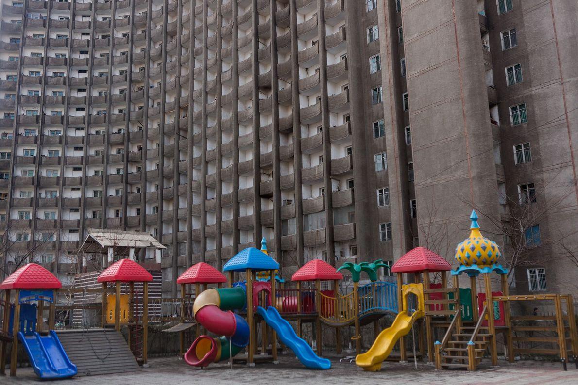 Parques y diversión.