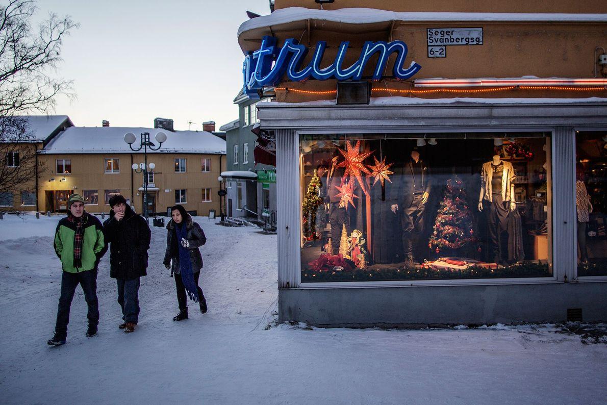 Foto de Kiruna