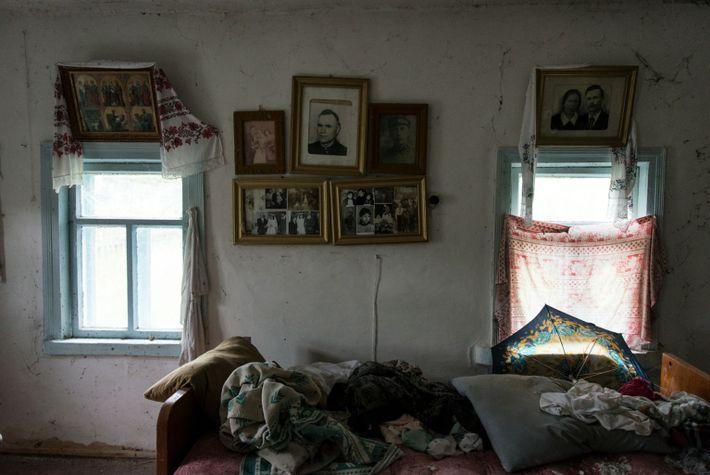 Casa abandonada en Kupovate