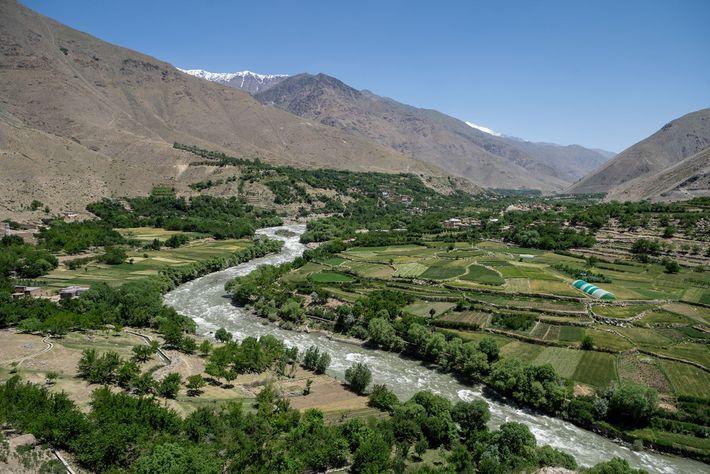 Río Panjshir