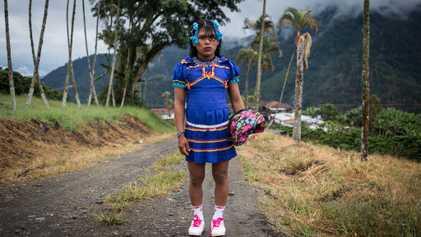 Las trabajadoras trans indígenas de las plantaciones de café colombianas