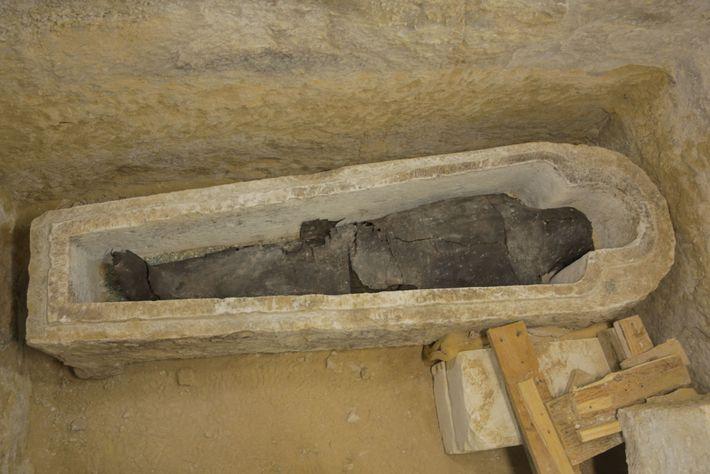 Sarcófago de Ayput