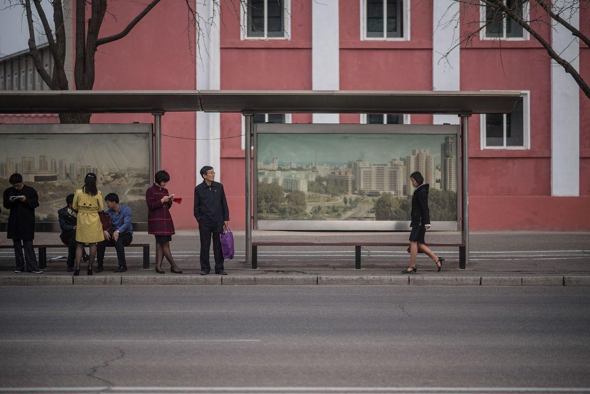 Parada de autobús