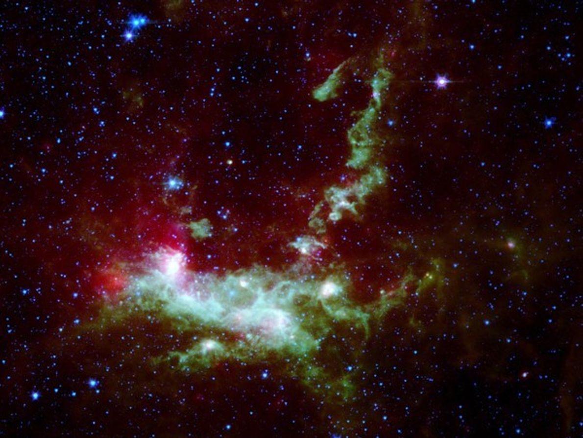 Nebulosa Henize 206