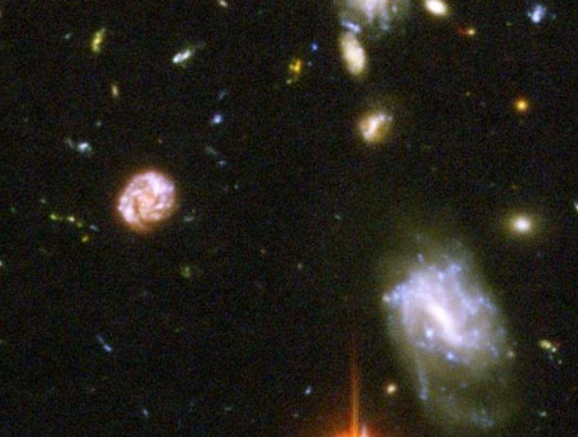 Fotografía del espacio profundo