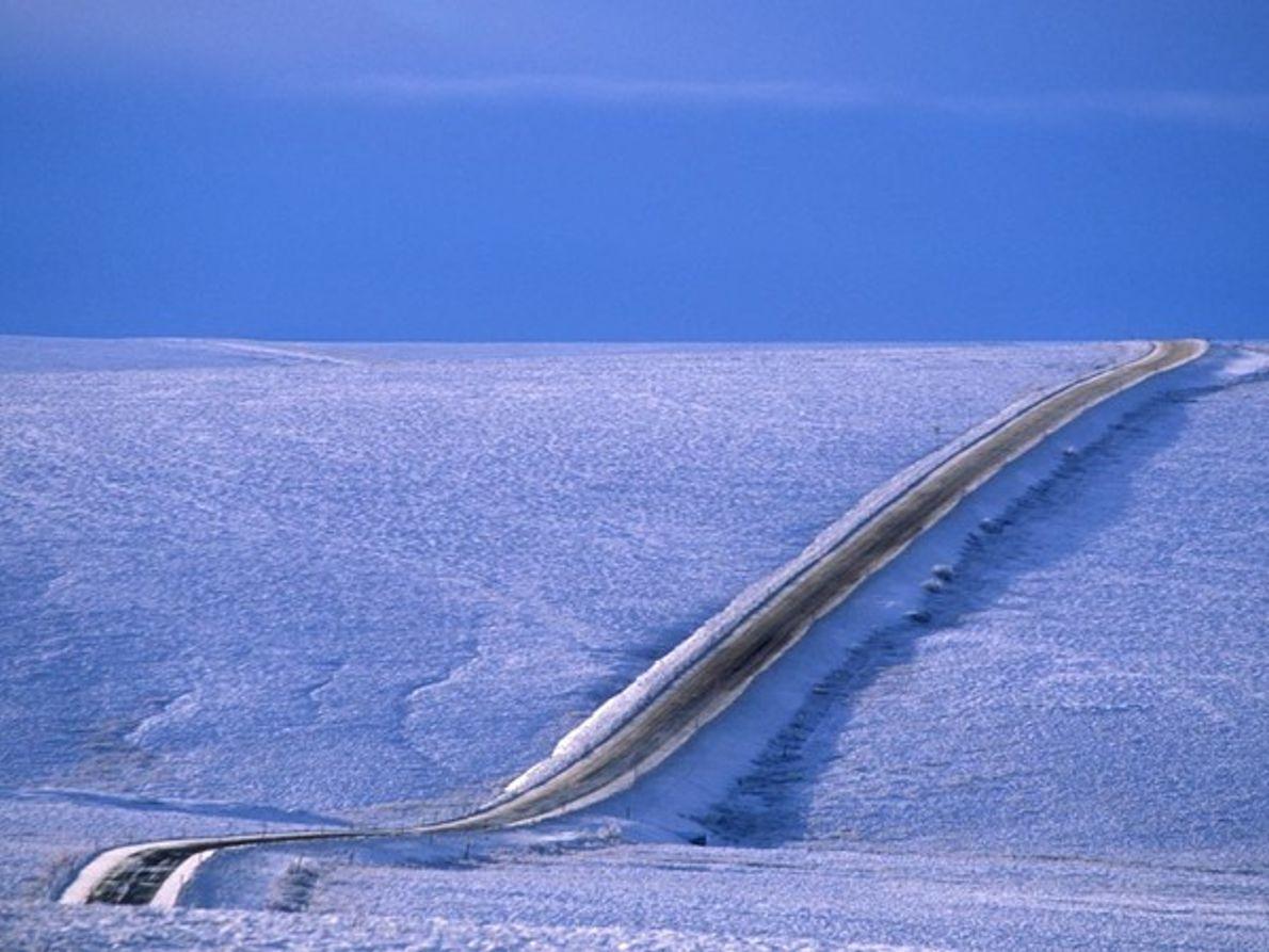 Autopista del Ártico