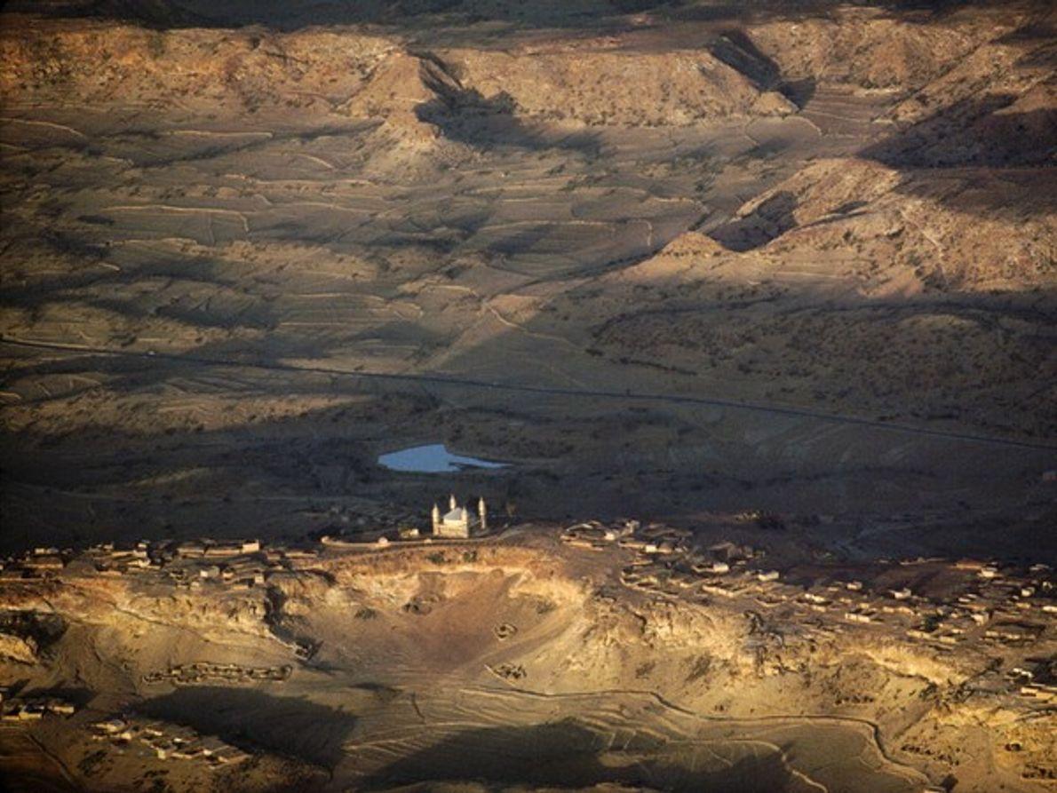 Los acantilados del Rift, Eritrea