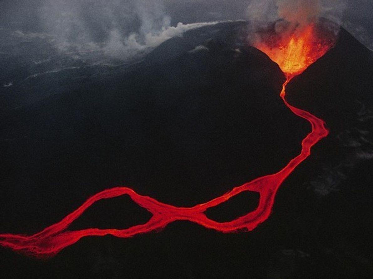 Montañas de Virunga
