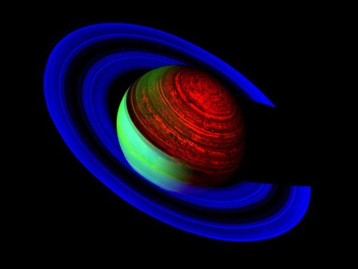 El brillo de Saturno