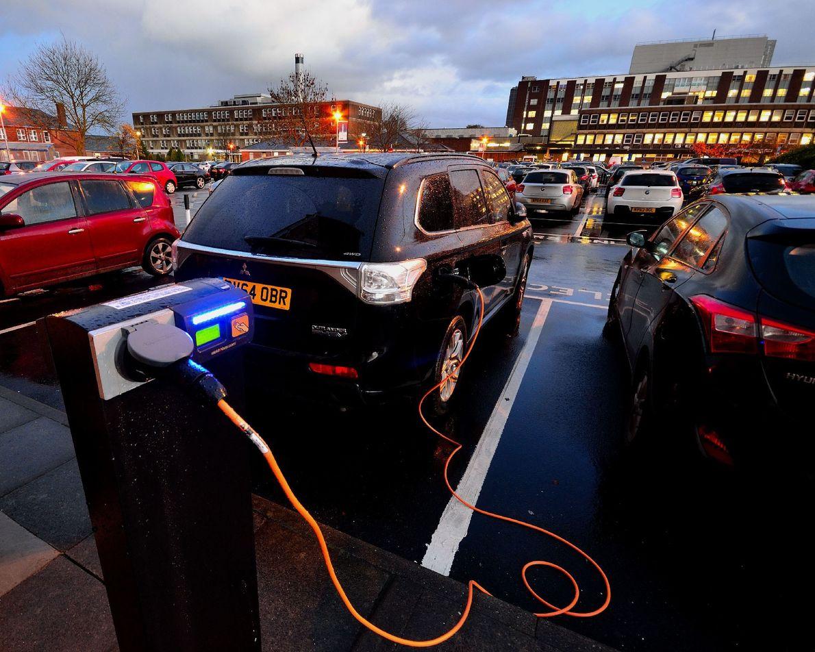 ¿Futuro eléctrico?