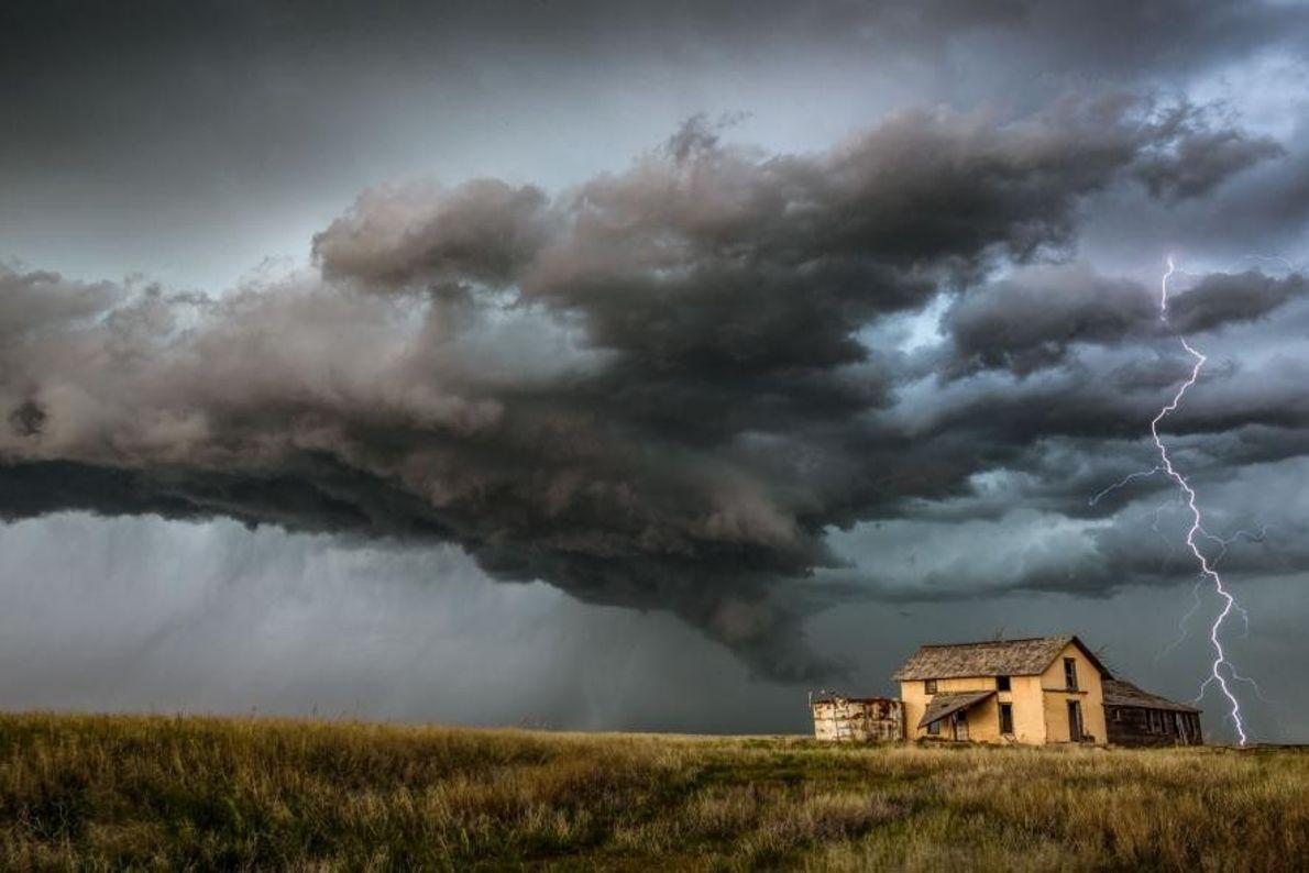 Keyes, Oklahoma