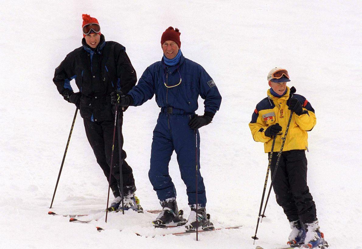 Vacaciones de esquí