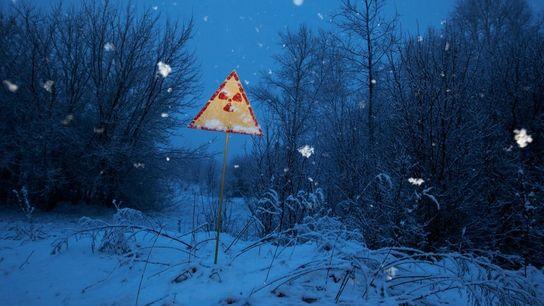 Señal de radiación