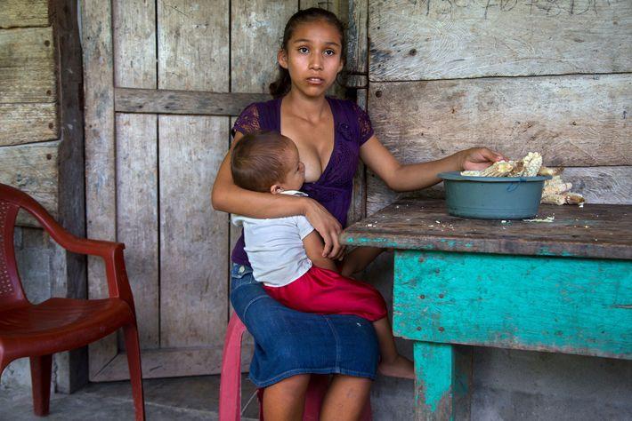 Madre, Guatemala