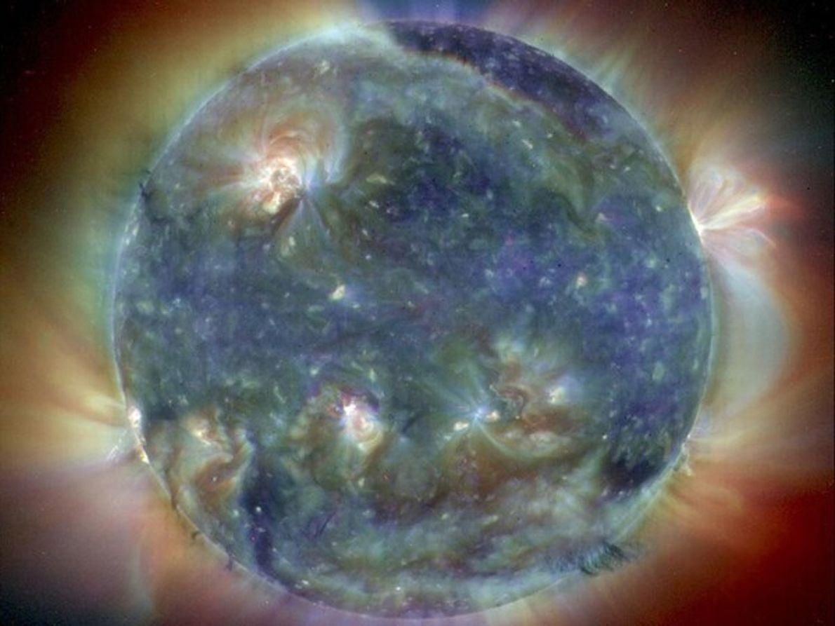 El compuesto del sol