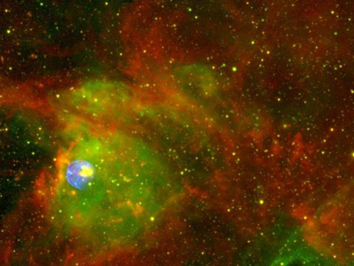 Supernova Chaos