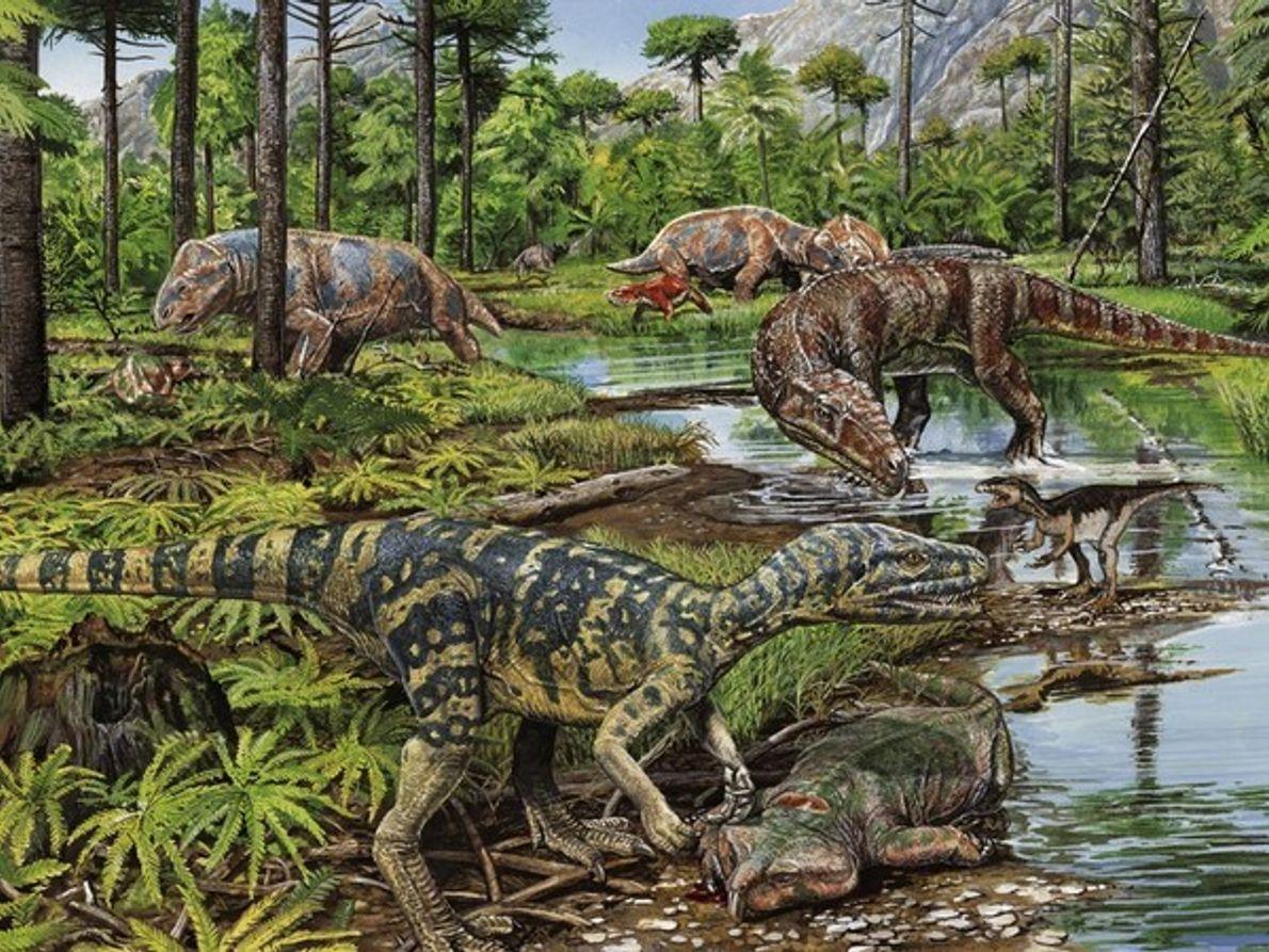 ¿Cuánto tiempo hace que se extinguió el último Dinosaurio?