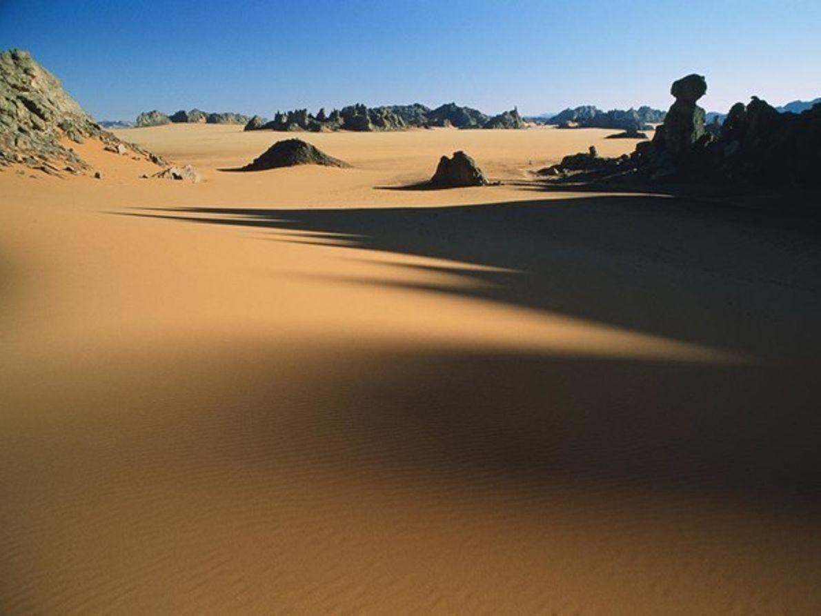 Valle Ouri, el Chad
