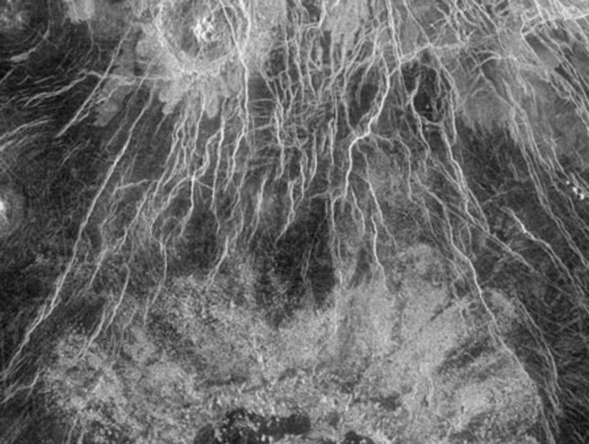 Cráter Wheatley, Venus