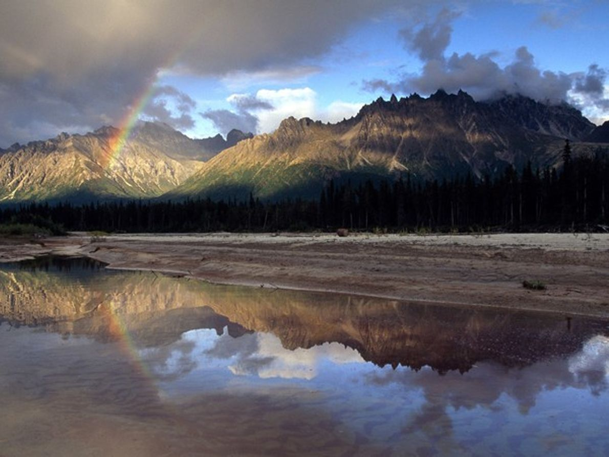 Cordillera de Alaska