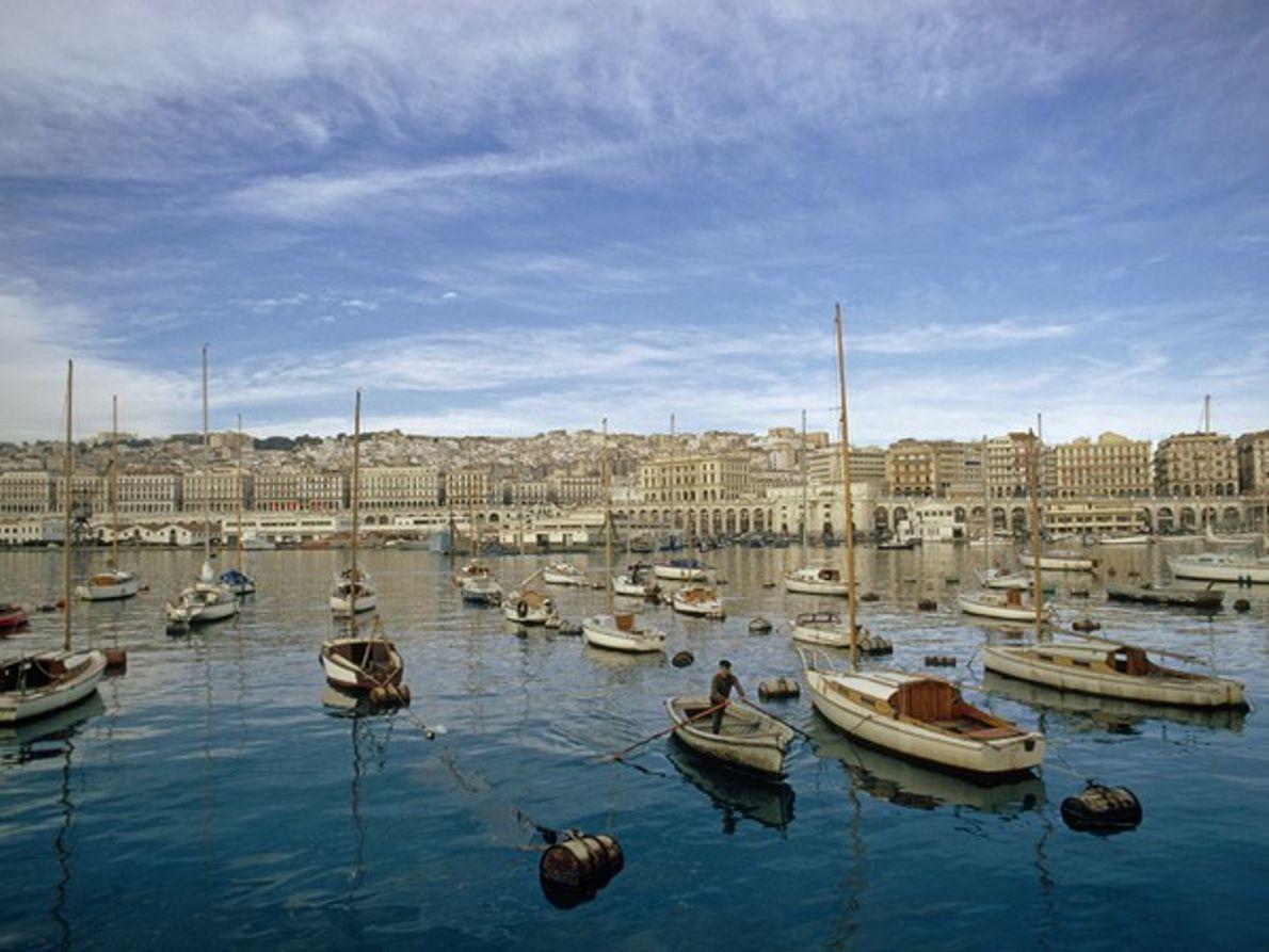 Puerto de Argel