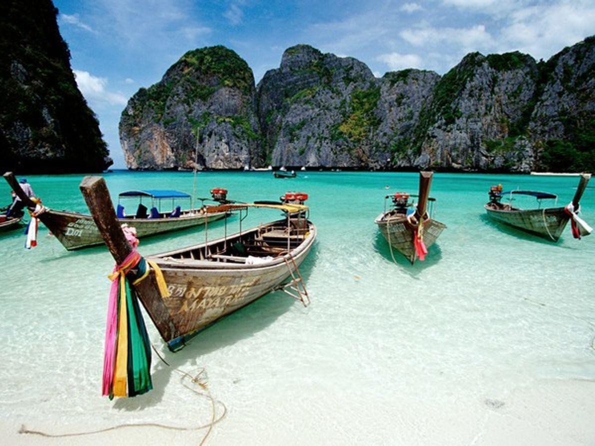 Bahía Maya, Tailandia