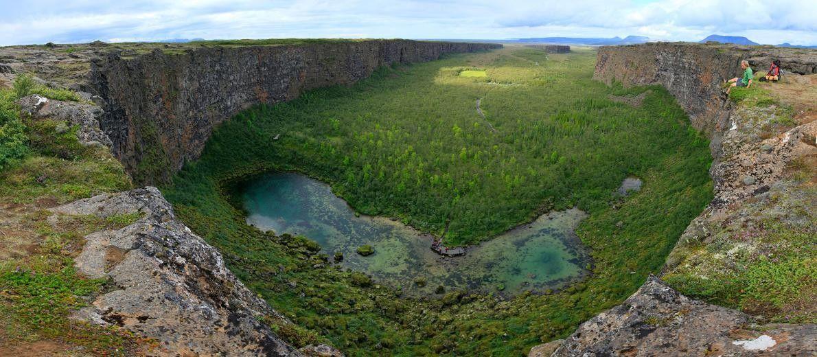 Parque Nacional Jökulsárgljúfur
