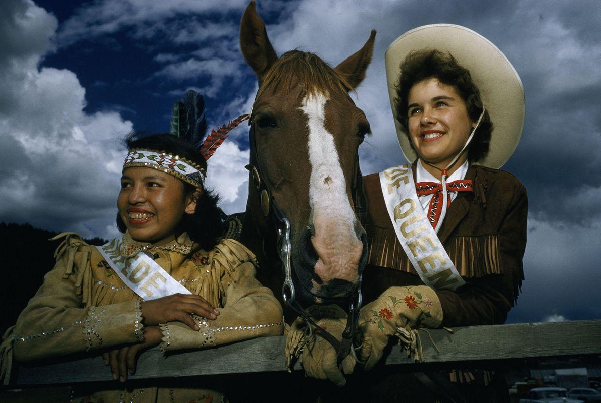 Reinas del rodeo