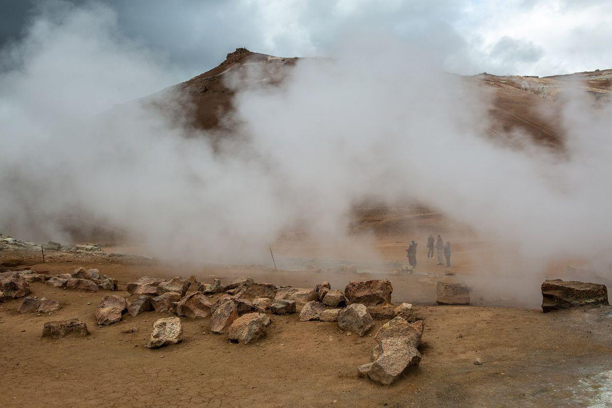 Húsavík, Islandia
