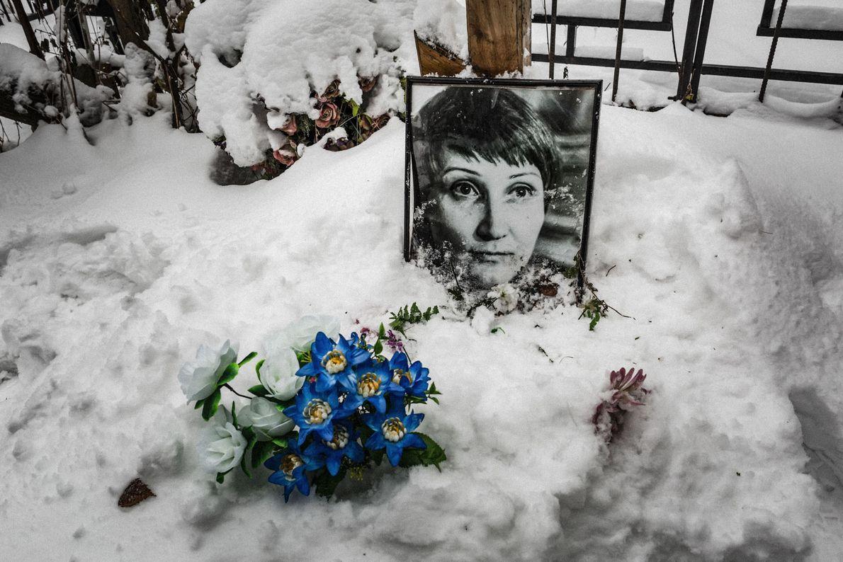 Una fotografía de Svetlana Semenova