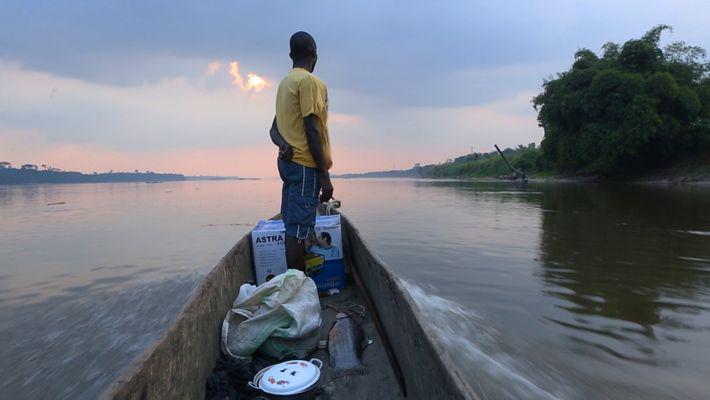 La vida en el río Congo resumida en 1 minuto