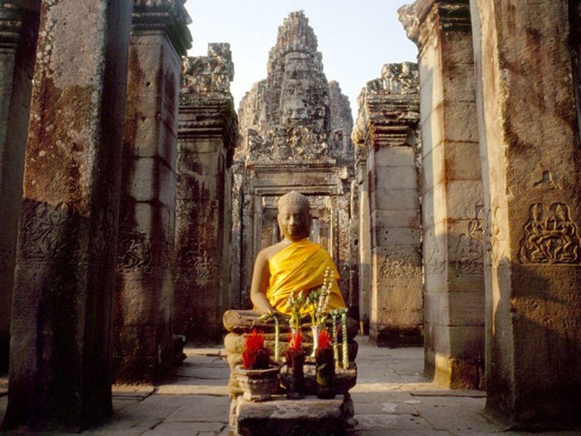 Buda, Angkor Thom