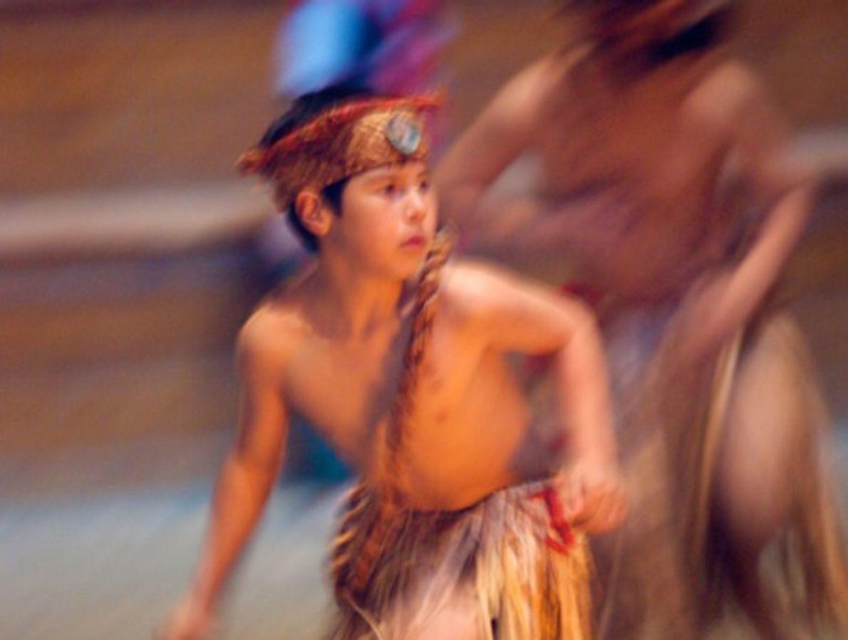 Bailarín Tsasala