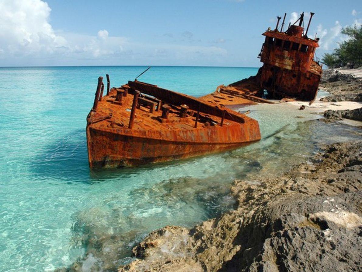 Naufragio, Bahamas