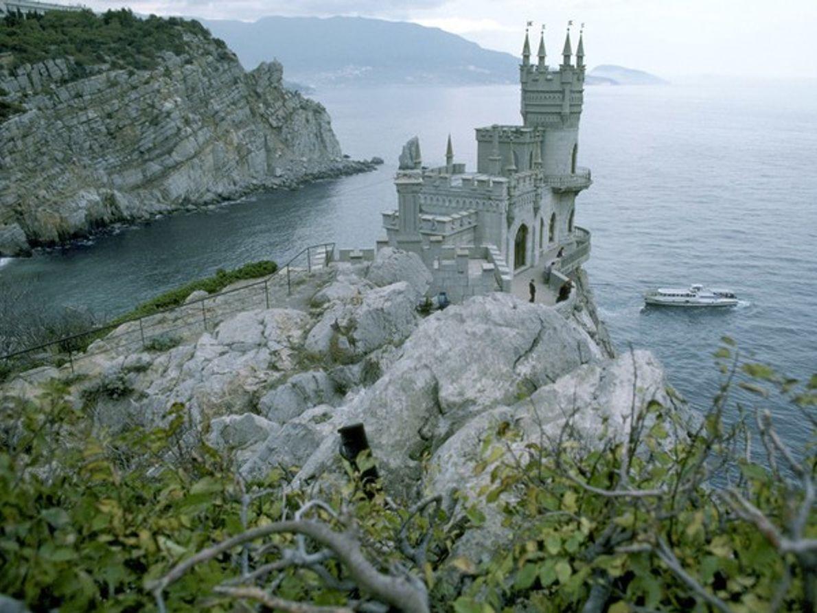 Castillo neogótico Nido de Golondrina
