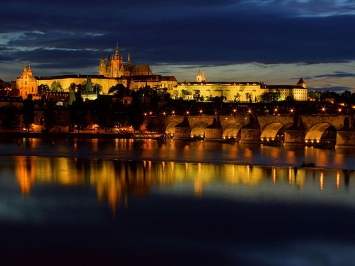 Castillo de Praga, República Checa