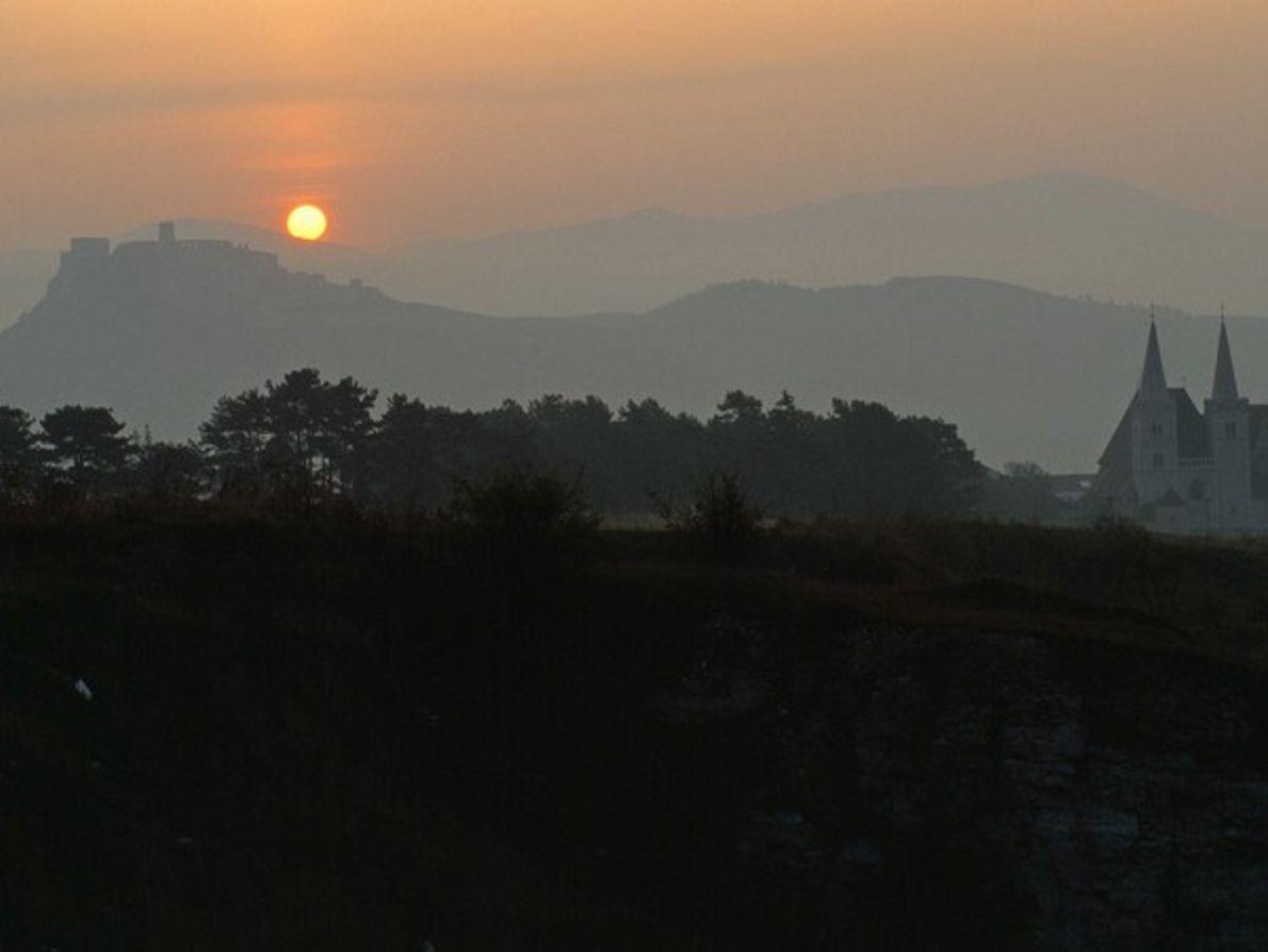 Castillo Spis, Eslovaquia