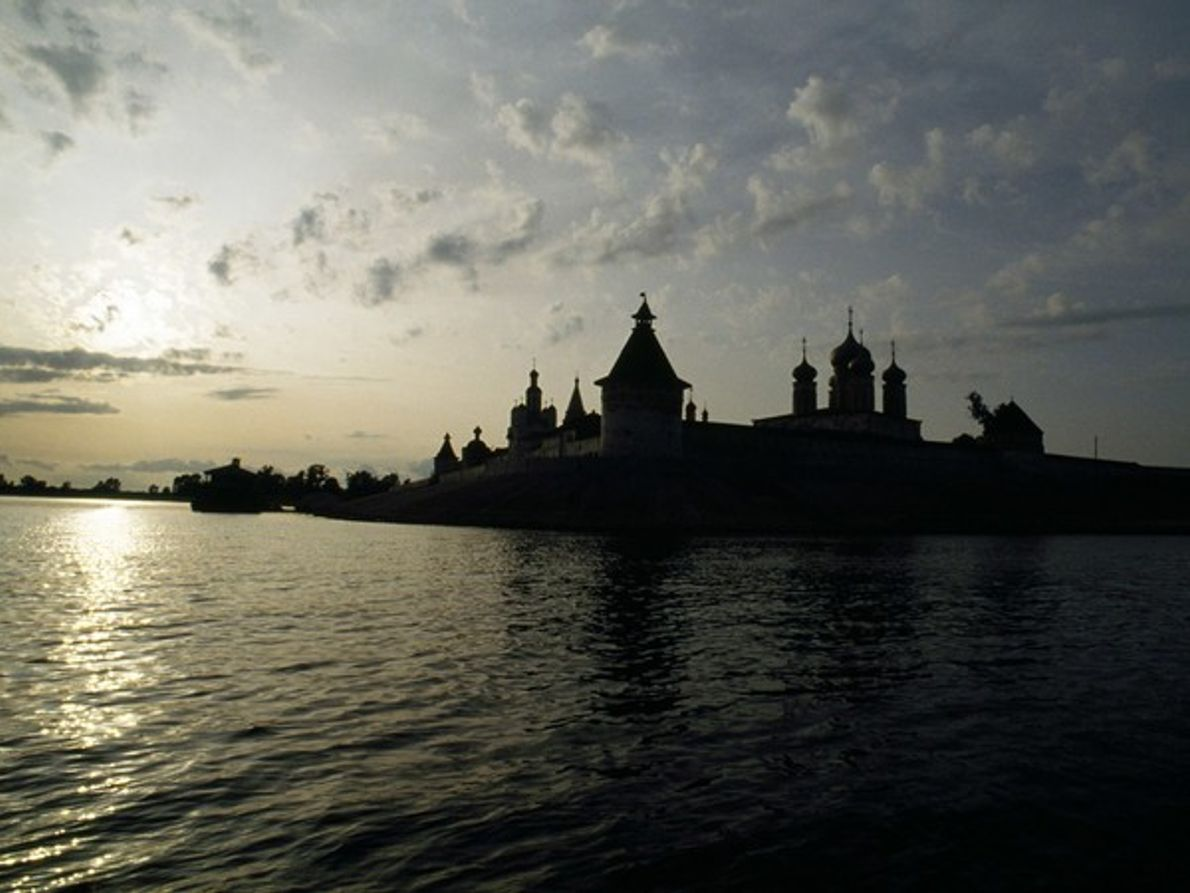 Monasterio Makarevski Sheltovodskii, Rusia
