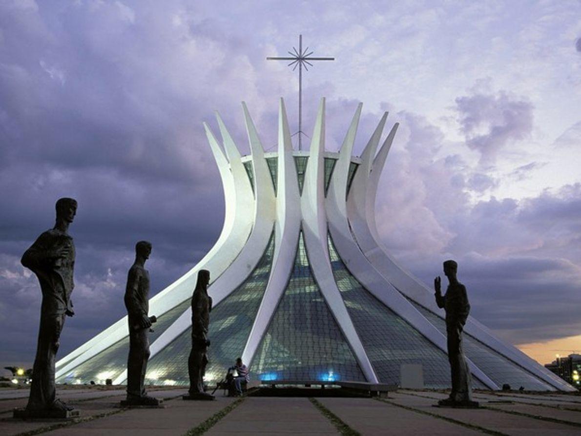 Catedral de Brasilia, Brasil