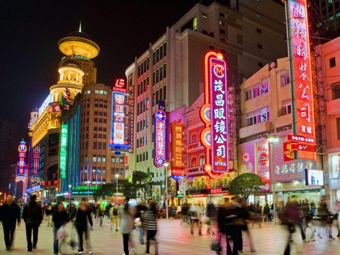Las Ciudades de China, conócelas
